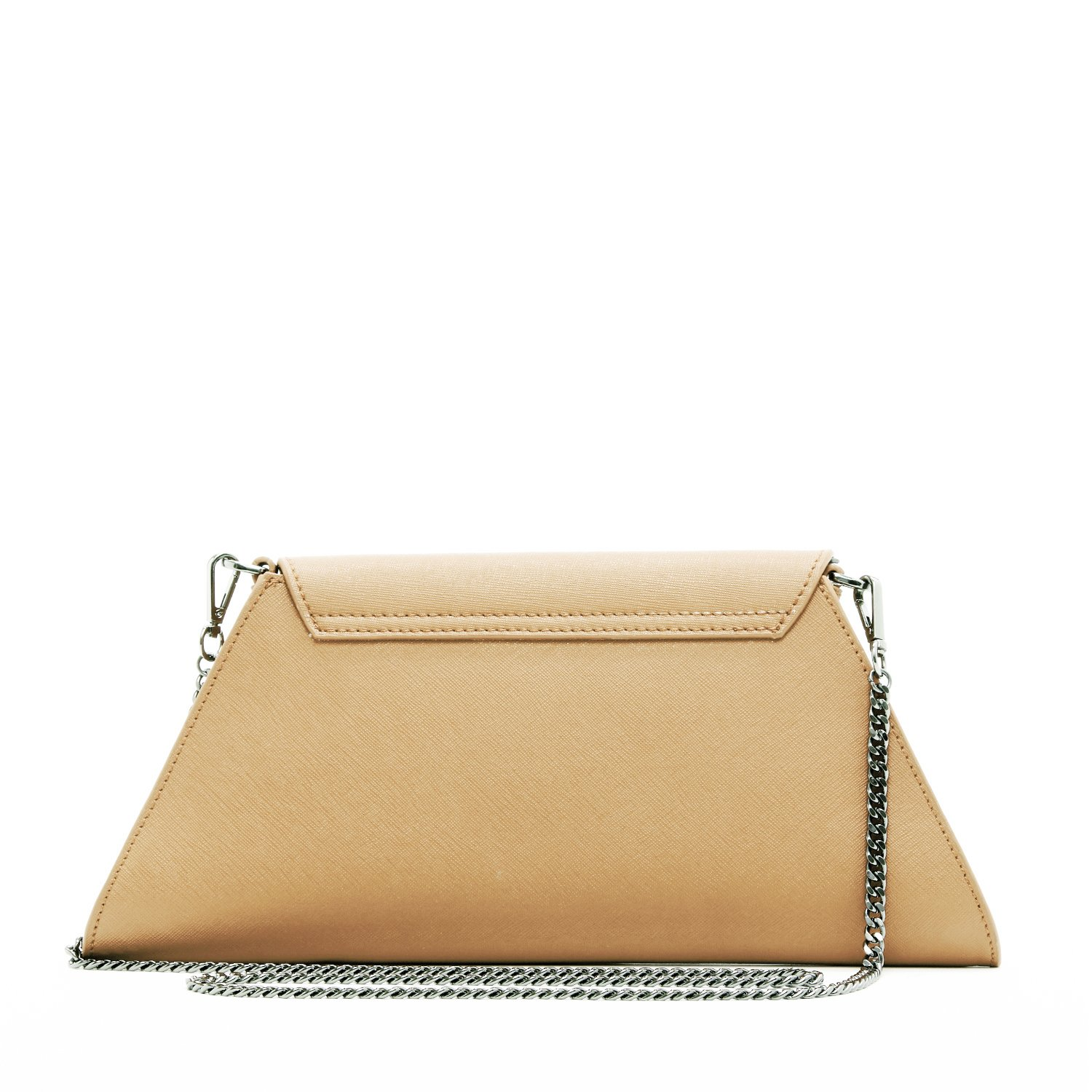 67b509009a5f Nude Clutch Purse For Women - Taupe Clutches and Purses Tan Evening Bags  Womens Beige Saffiano Leather Cream Neutral Envelope Designer Handbags Cute  ...