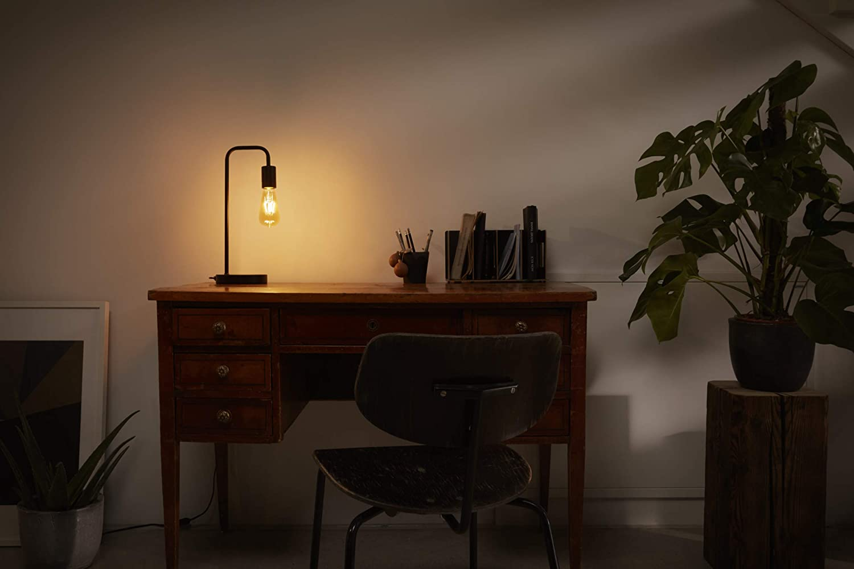 Pipe Table LEDVANCE Vintage Edition 1906 Ohne Leuchtmittel Tischleuchte mit E27 Sockel