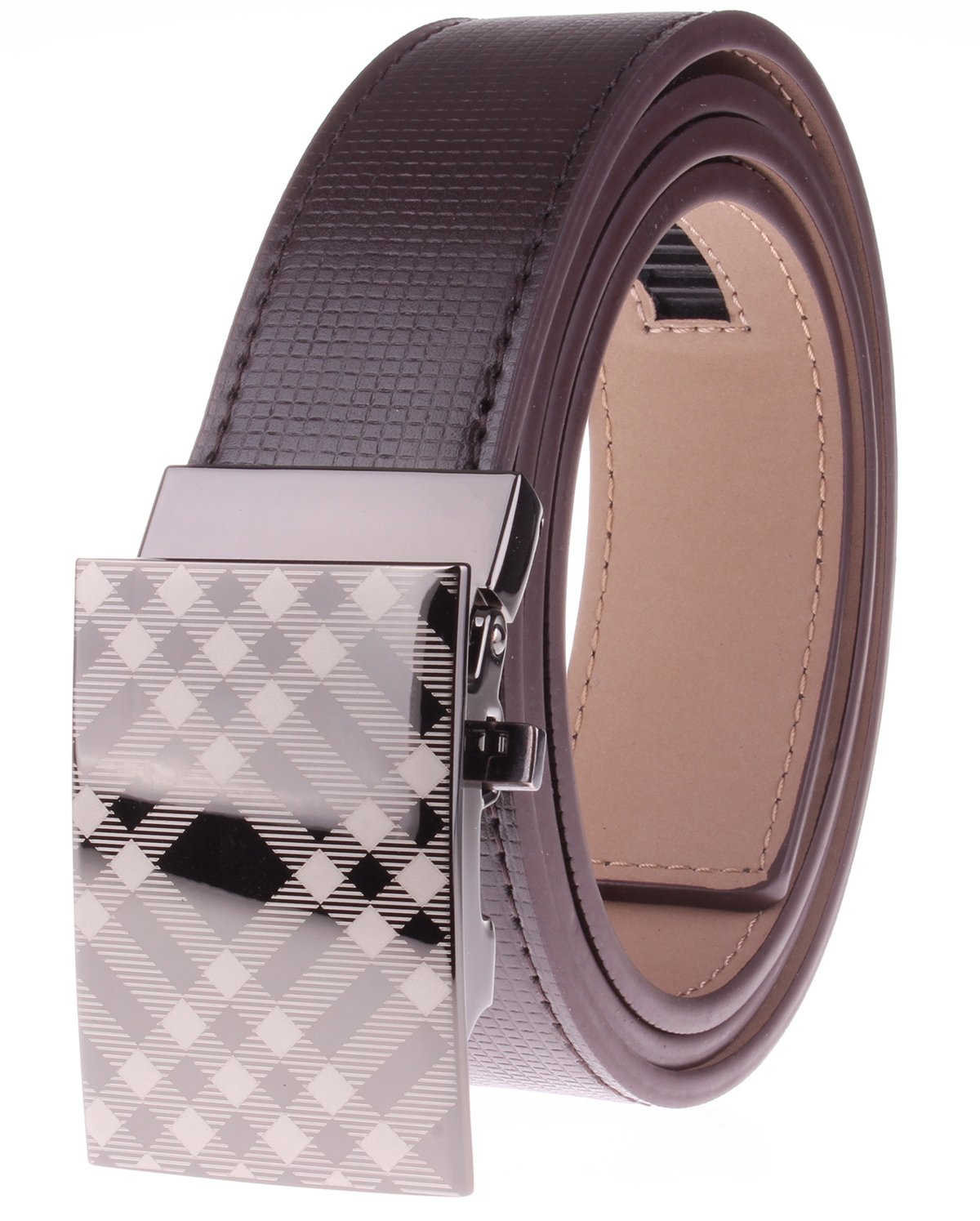 Enimay ACCESSORY メンズ B01N6S15ZN XL|Black Checkers Brown Black Checkers Brown XL
