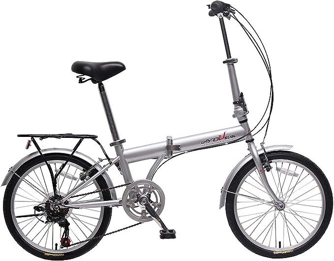 IDS Home unYOUsual U Transformer Folding City Bike