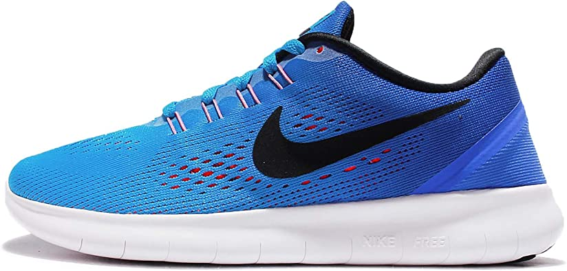 Nike 831509-404, Zapatillas de Trail Running para Mujer, Azul (Blue Glow/Black/Racer Blue), 35.5 EU: Amazon.es: Zapatos y complementos