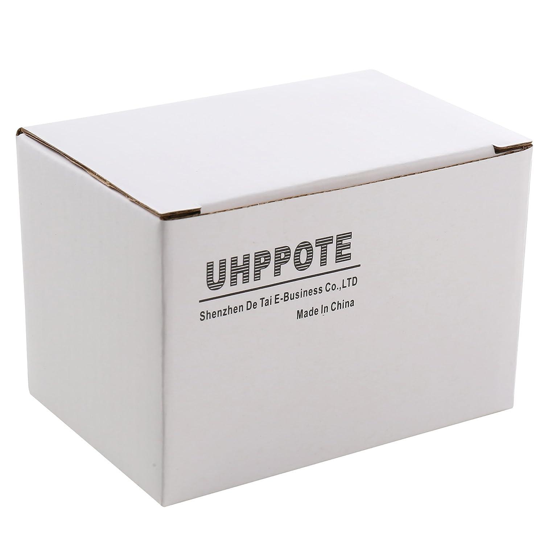UHPPOTE 125kHz EM4100 RFID ID proximit/é carte /à puce dacc/ès dentr/ée /épaisseur 0.8mm paquet de 50