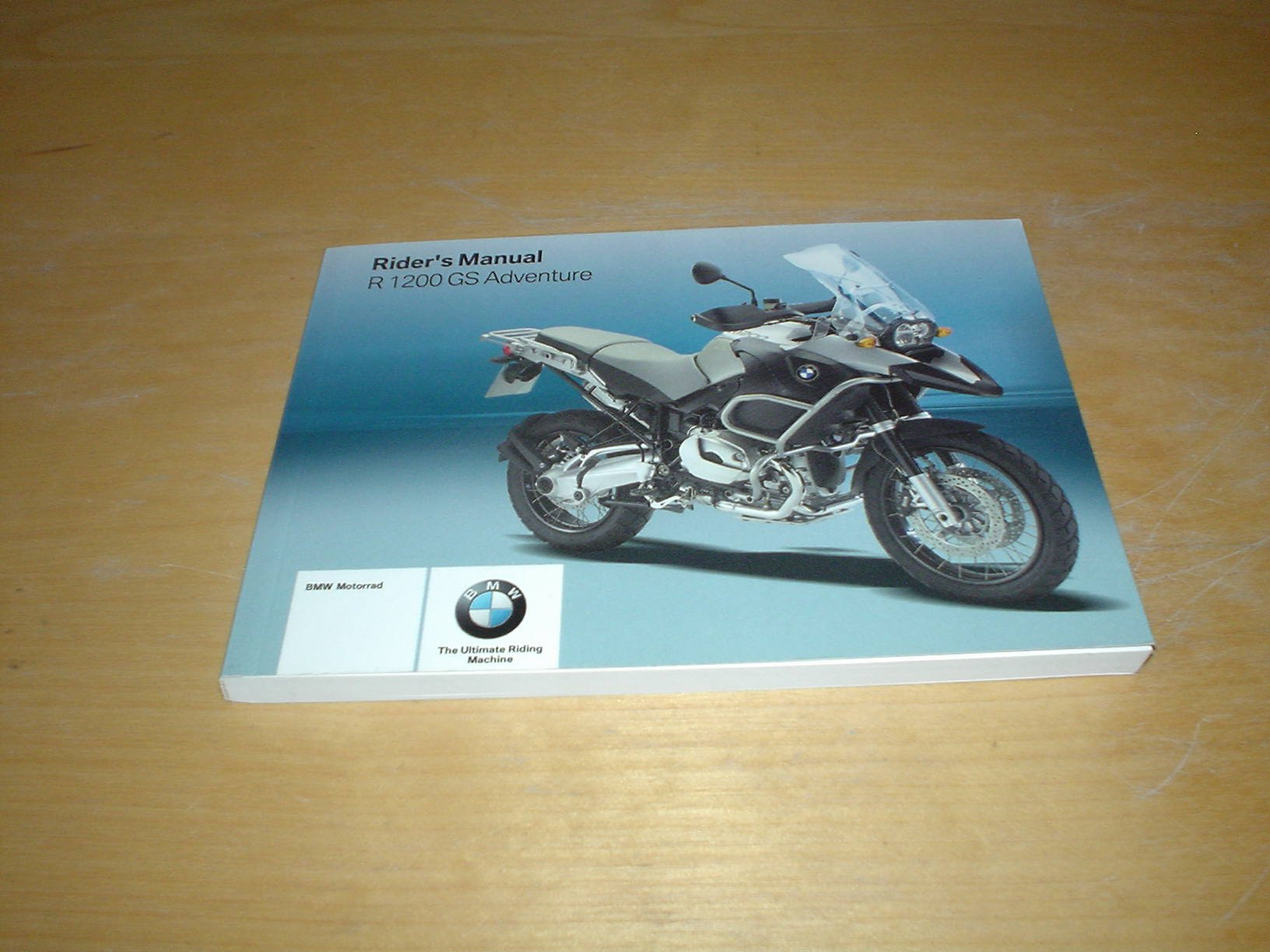 BMW R1200 GS ADVENTURE R1200GS MOTORCYCLE OWNERS HANDBOOK MANUAL R 1200 GS  GSA R1200GSA: Amazon.co.uk: BMW: Books