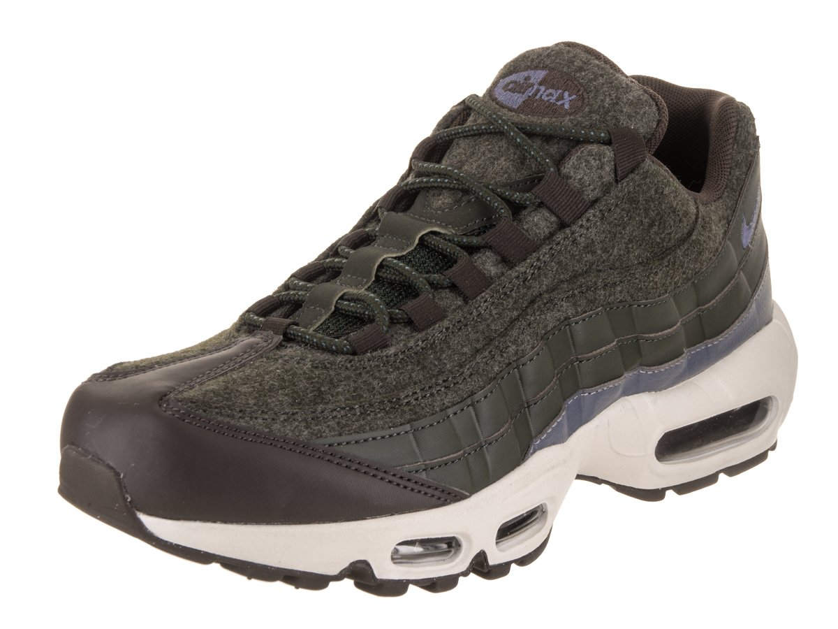 0716dc517f91 Nike Men s Air Griffey Max 1 Sequoia Light Carbon Blue Brown Velvet ...