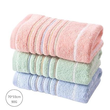 ZLR Toalla de algodón puro Toalla de lavado de agua suave Toalla de cara de algodón