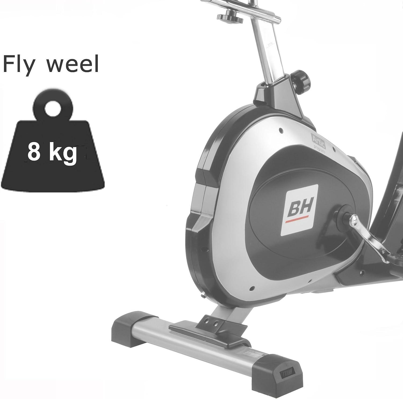 BH Fitness - Bicicleta Estática Artic: Amazon.es: Deportes y aire ...