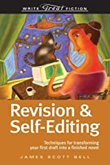 Revision And Self-Editing (Write Great Fiction) Paperback