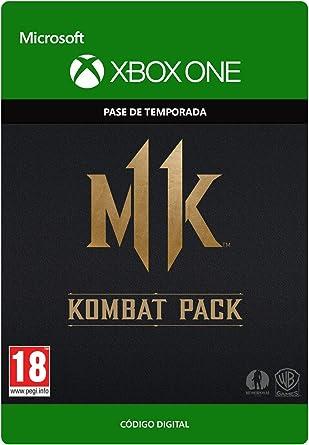 Mortal Kombat 11: Kombat Pack | Xbox One - Download Code: Amazon.es: Videojuegos