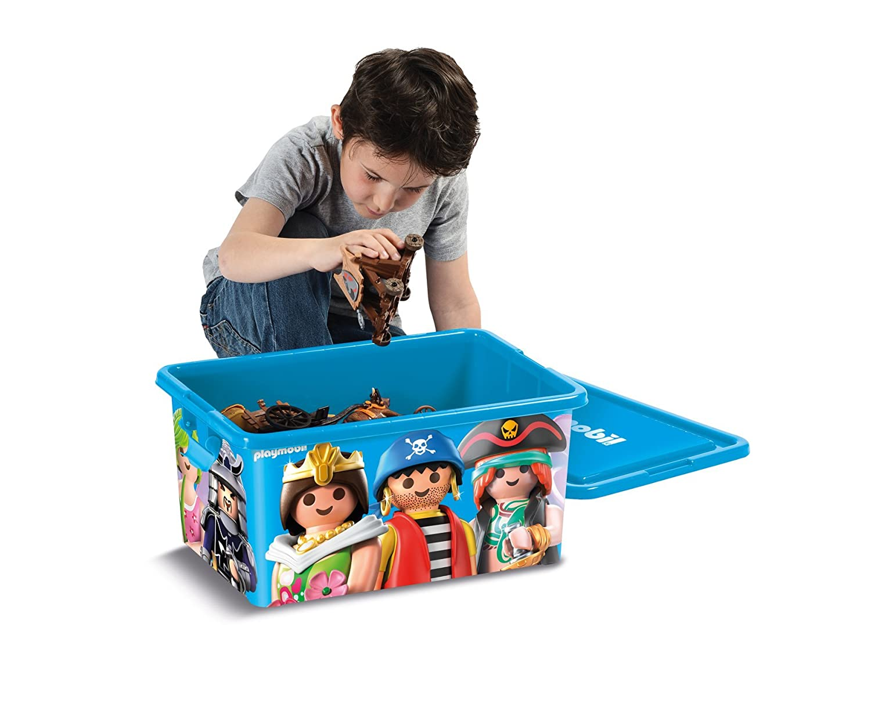 /064672/ /Mixta Caja con divisiones/ Playmobil/ /Gran Caja de almacenaje 23/L