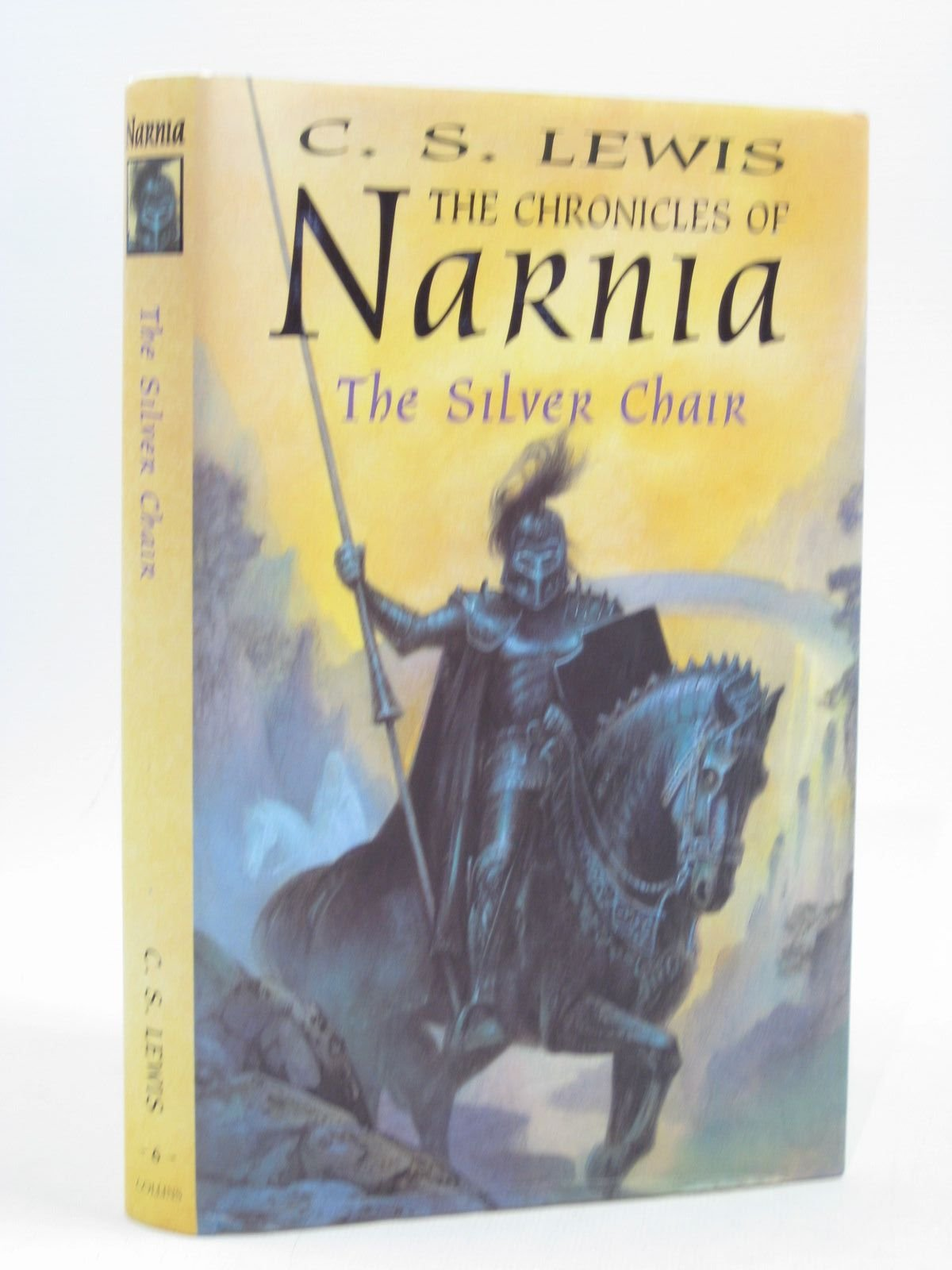 The silver chair illustrations - The Chronicles Of Narnia 6 The Silver Chair C S Lewis 9780583339674 Amazon Com Books