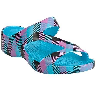 DAWGS Women's Loudmouth Flip Flops Miami Slice Size 7 ioxqoAuG
