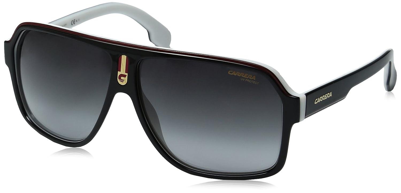 1913f215562 Bridge  11 millimeters. Arm  140 millimeters. Case included. Carrera  Sunglasses Show more. Signature Carrera plastic aviator sunglasses with  gradient lenses