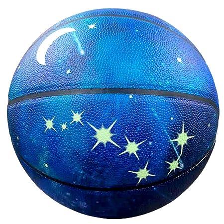 Baloncesto Light Up, Luminous No. 7 Starlight Basketball ...