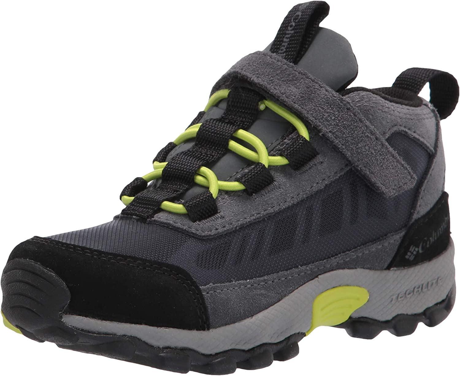 Columbia Kids Children/'s Flow Borough Hiking Shoe