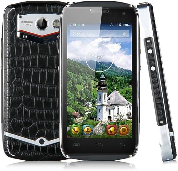 Doogee TITANS2 DG700 - Smartphone de 4.5