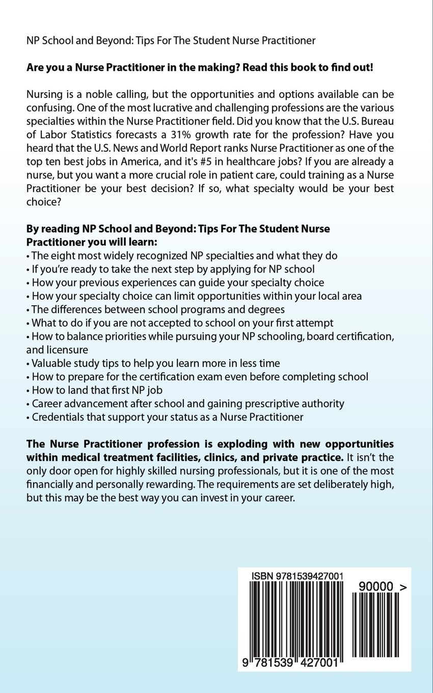 Np School And Beyond Tips For The Student Nurse Practitioner