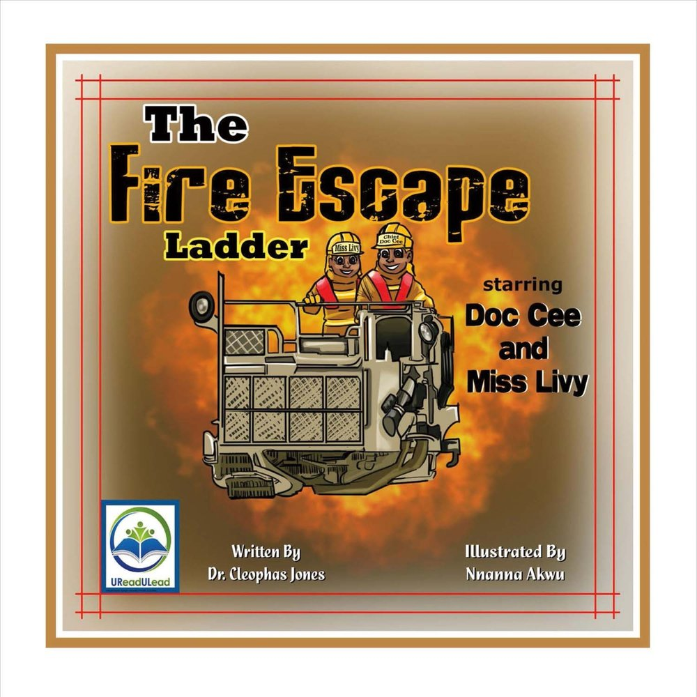 Download The Fire Escape Ladder Starring Doc Cee and Miss Livy (UReadULead starring Doc Cee and Miss Livy) ebook