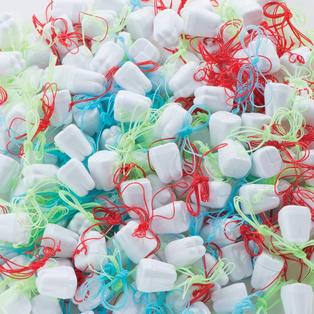 SmileMakers Bulk Tooth Necklaces - Prizes 720 per Pack by SmileMakers