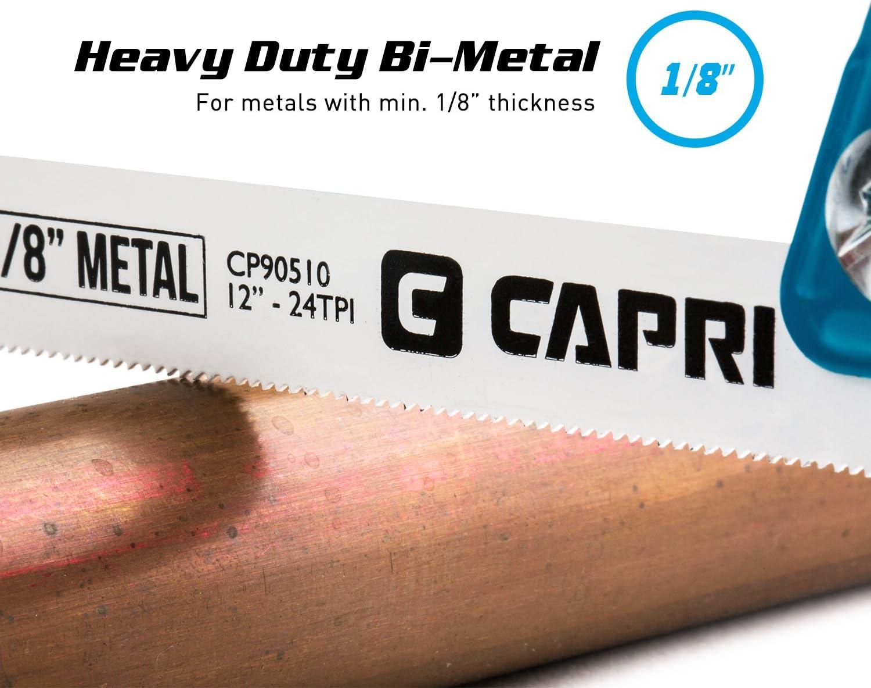 Capri Tools 12-Inch Mini Hacksaw 20105