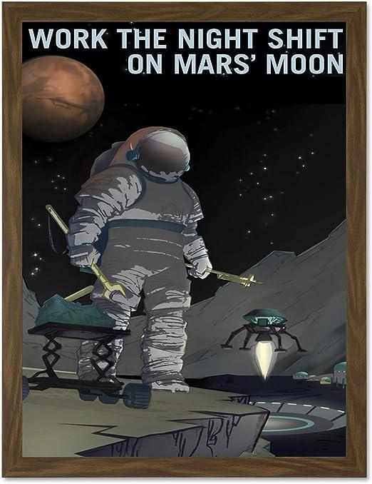 Nasa Recruitment Space Astronaut Giant Wall Art poster Print