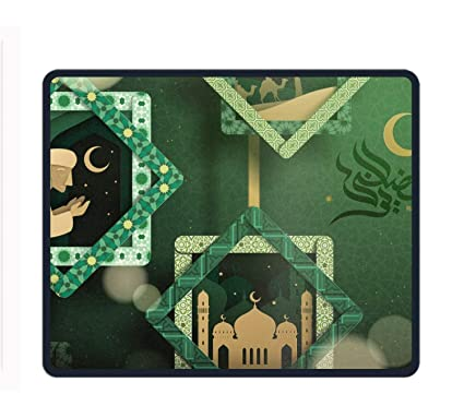 Amazon com : Religious Ramadan Large Gaming Mouse Pad