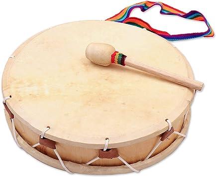 NOVICA Tambor Bombo, Tinya: Amazon.es: Juguetes y juegos