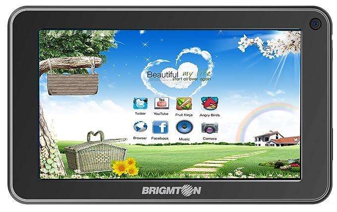 Brigmton BTPC-5N - Tablet de 7