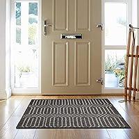 """24""""x36"""" Indoor Outdoor Doormat Front Door Mat Non Slip Super Absorbent Mud Mat Entrance Way Door Rug Welcome Shoe Mat…"""