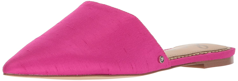 Pink magenta dupioni Sam Edelman Womens Rumi Mule