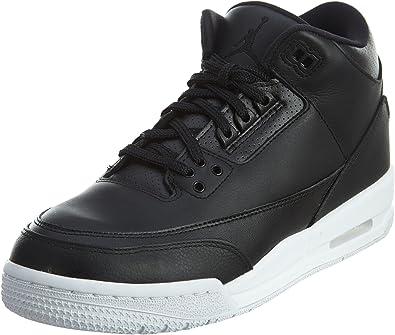 Amazon.com: Nike Air Jordan 3 Retro Bg - Zapatillas de ...