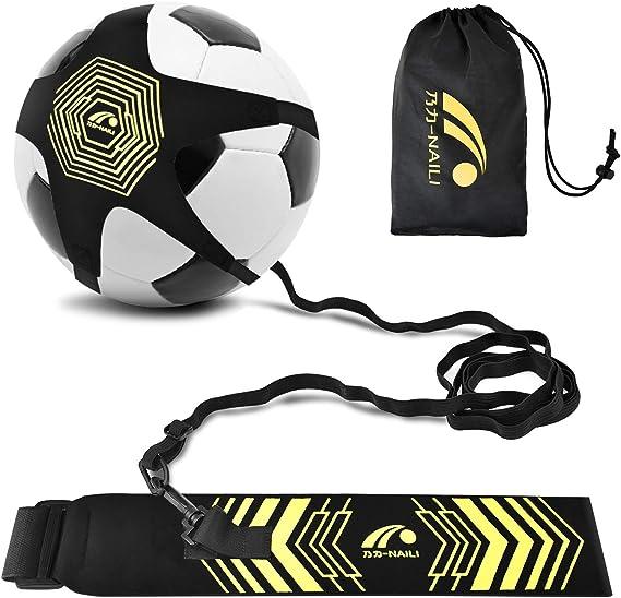 BROTOU Fútbol Trainer, Football Trainer Banda,Football Kick ...