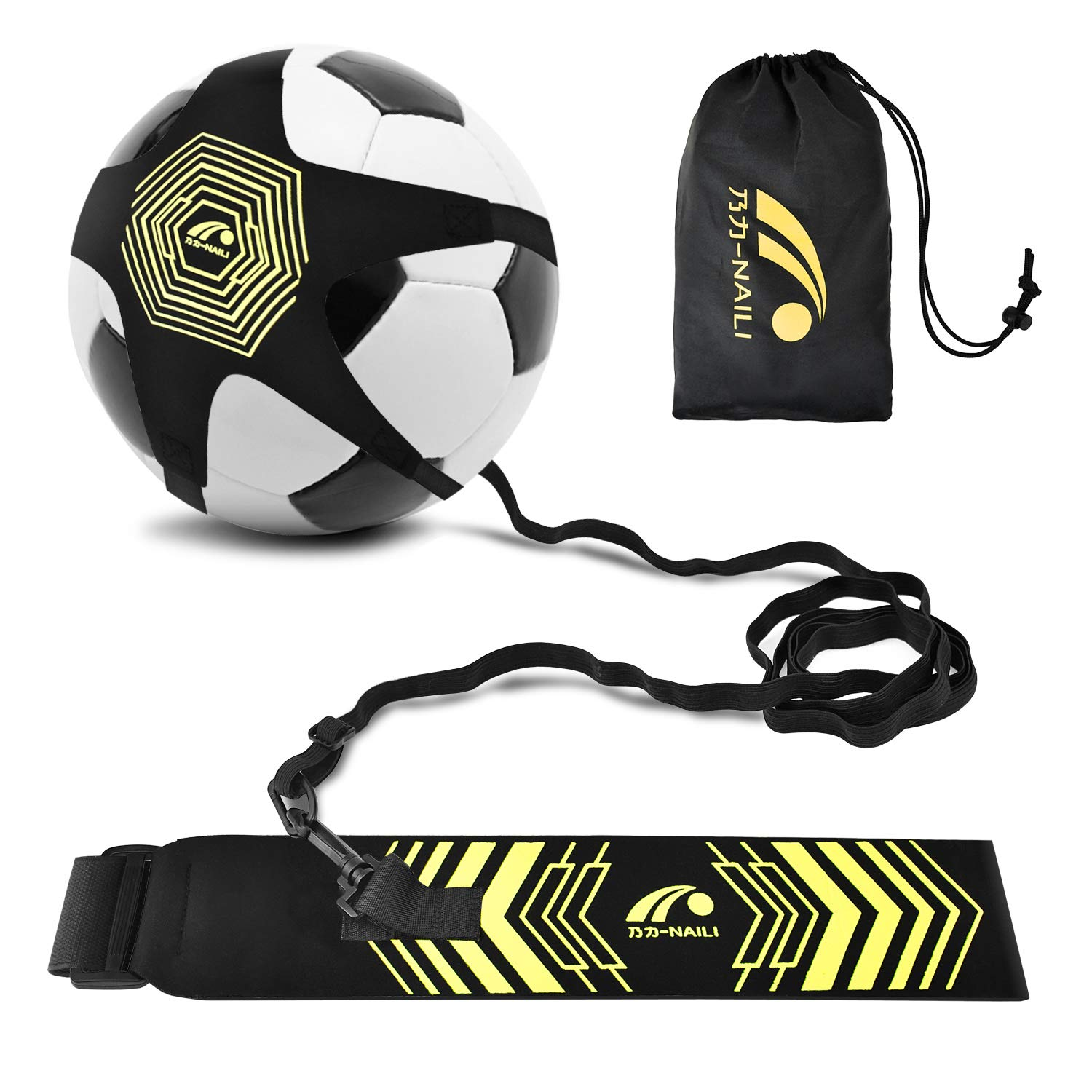 BROTOU Fútbol Trainer, Football Trainer Banda,Football Kick ...