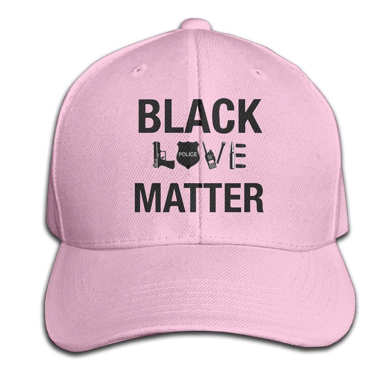 AGMPO Unisex Black Lives Matter Peaked Baseball Cap Hats