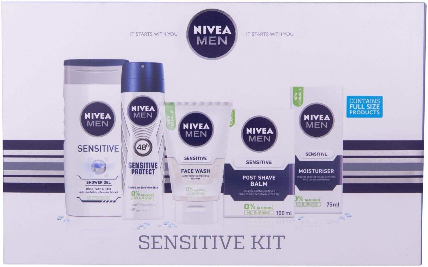 Nivea Men Kit Sensible