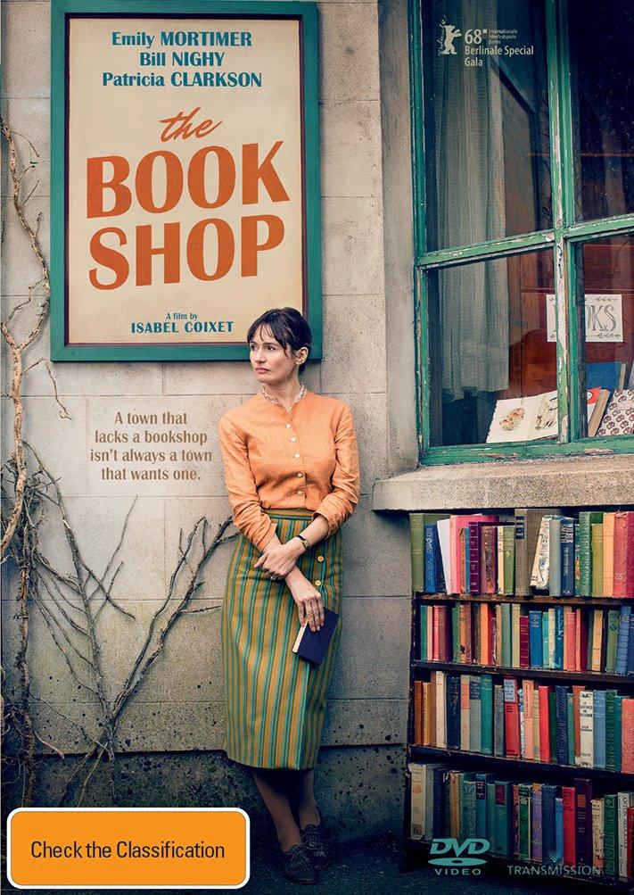 83780cb1770f Amazon.com: The Bookshop | Emily Mortimer, Bill Nighy | NON-USA ...