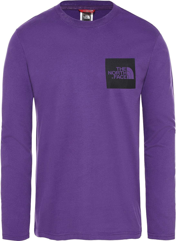 North Face Capsule - Camiseta de manga larga (talla S), color ...