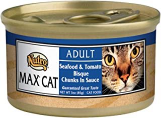 product image for NUTRO MAX Wet Cat Food - All Life Stages, Pack of 24 Cans