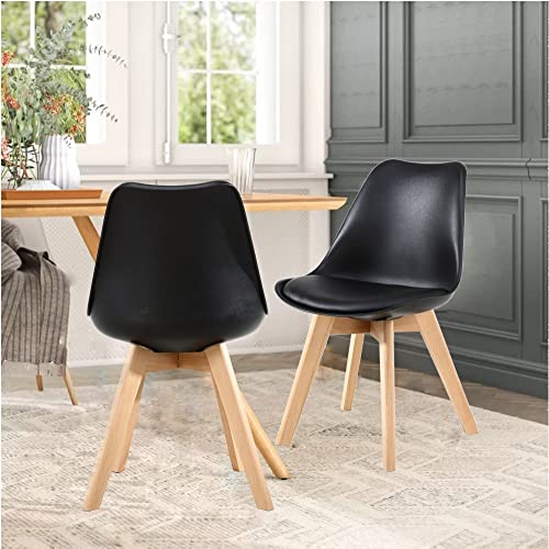 Set of 4 Modern Style Chair Dining Chair