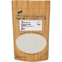 Bio Backmalz 250g – enzymaktiv und ballaststoffreich – das ideale Brötchenbackmittel aus 100% Gerstenmalz – natürlicher Mehlzusatz für eine bessere Hefegärung und Bräunung