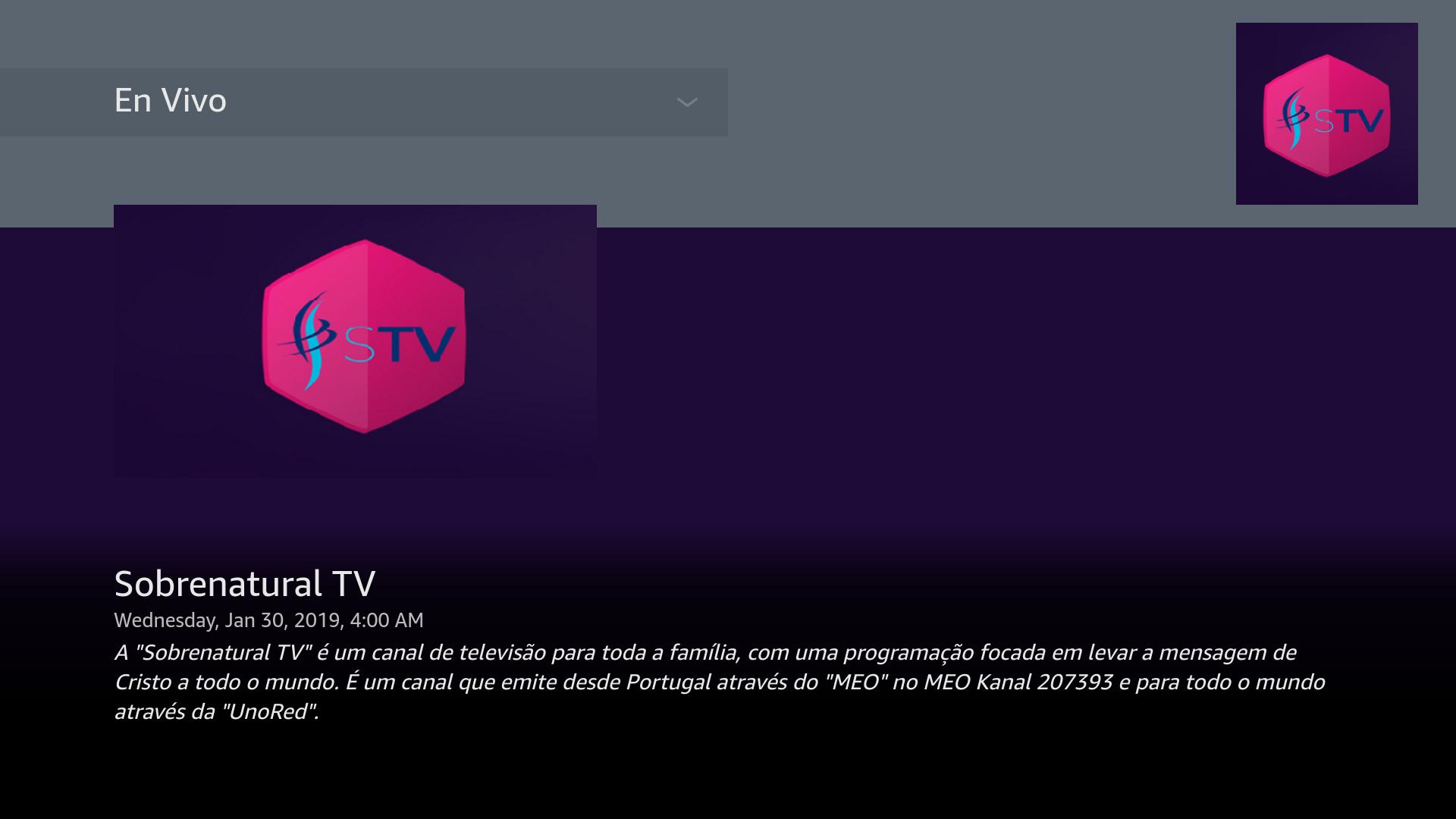 Sobrenatural TV: Amazon.es: Appstore para Android