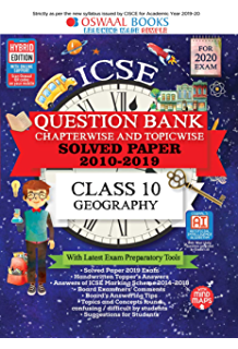 Oswaal ICSE Question Bank Class 10 Biology Chapterwise