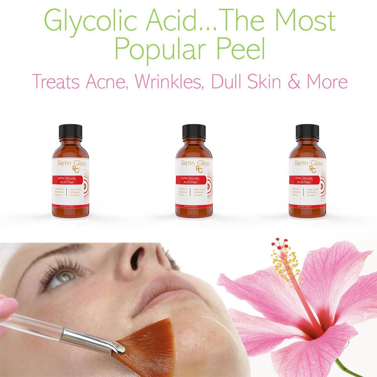 Glyco Lactic Acid 60 Gel Peel Including After Peel Neutralizer