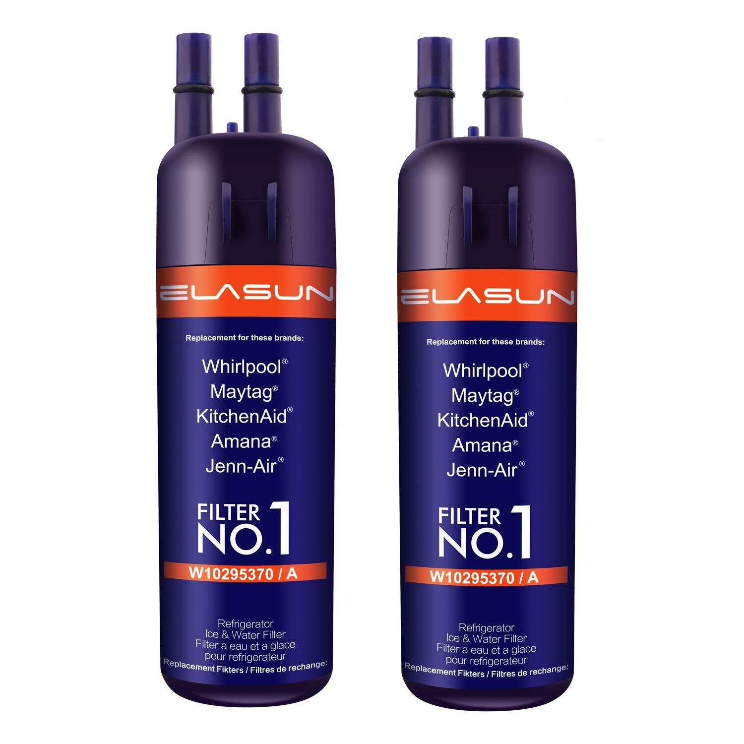 FILTER 1 Use Kenmore 9081 9930 Refrigerator Water Filter have 6 Months Life 2-PACK