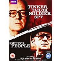 Tinker, Tailor, Soldier, Spy & Smiley's People Double Pack [Reino Unido] [DVD]