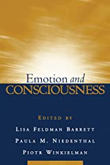 Emotion and Consciousness Kindle Edition