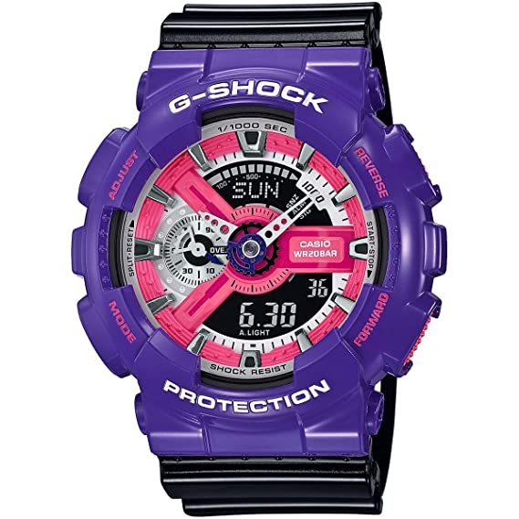 G-Shock ga-110dn Baby-G Serie 90 Serie Color de Reloj de