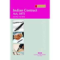 Indian Contract Act, 1872 (Lawmann's)