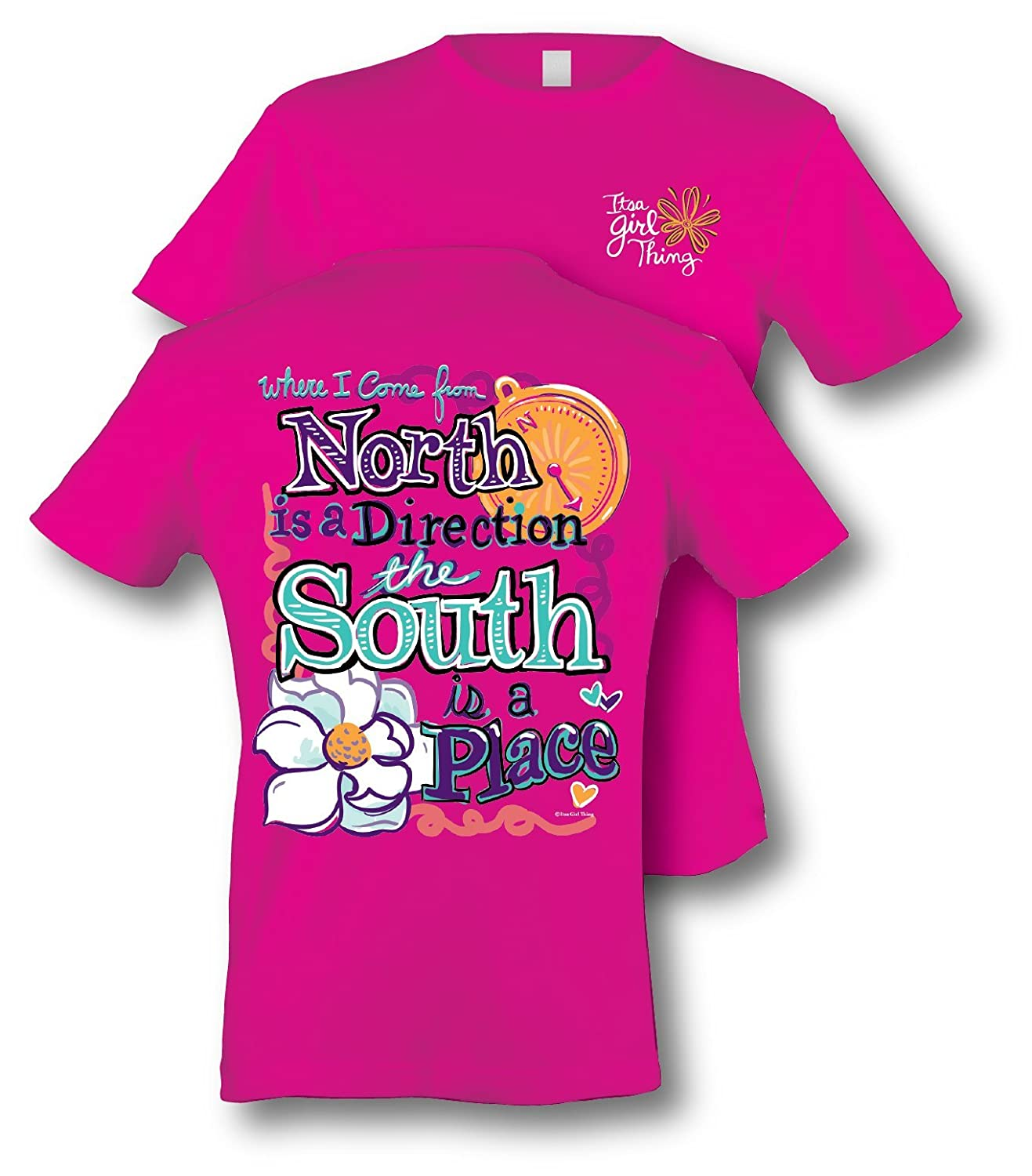 Itsa South is a Place - Ladies Tee