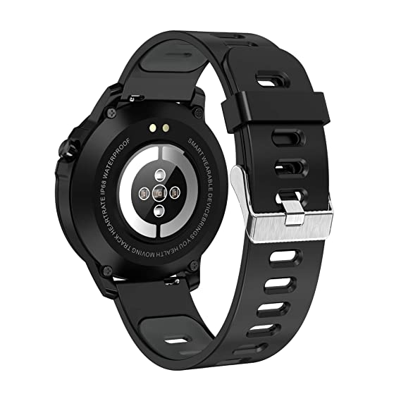 Leotec Unisex Adulto LESW18K: Amazon.es: Relojes