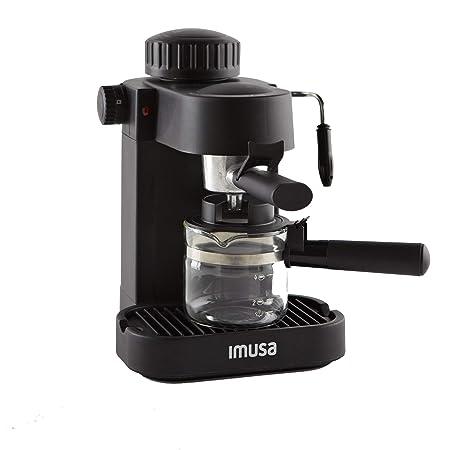 Amazon.com: Imusa - Cafetera de 4 tazas eléctricas para café ...